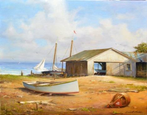 Mourings Boat Yard