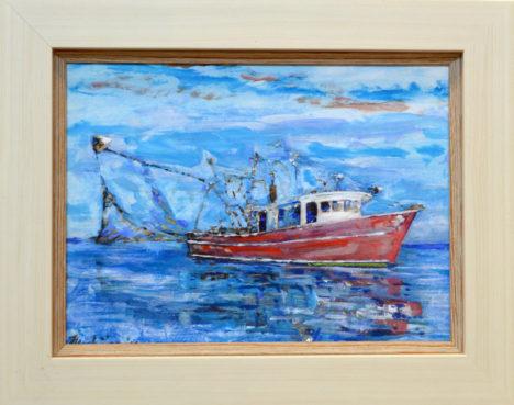 Shrimpboat