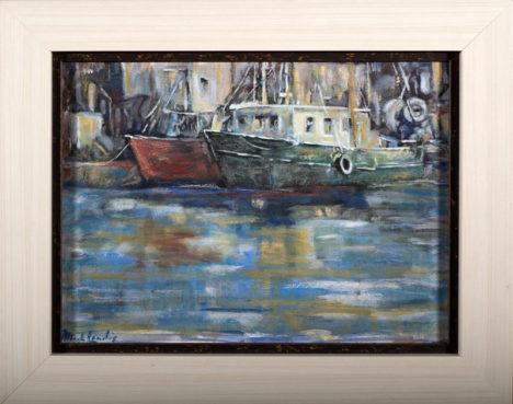 Shrimpboats