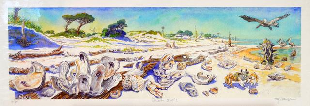Beach Shells C
